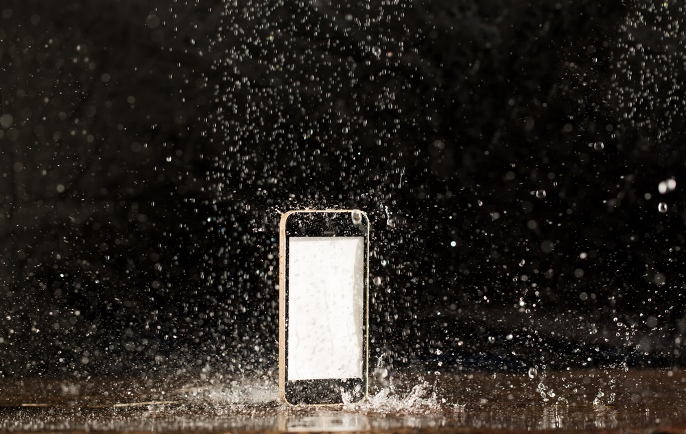 iPhone Water Damage, How to Save a Wet iPhone