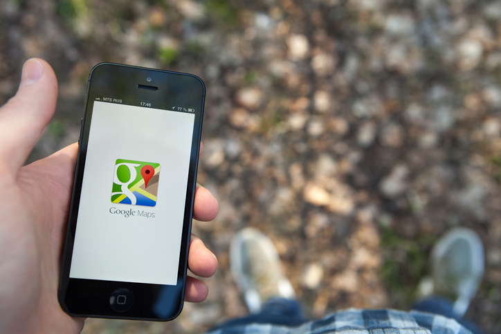 Google Maps, Google Maps Walking Directions