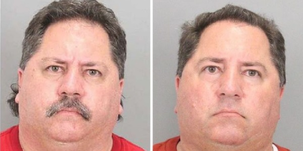 Clifford and Clinton Pappadakis, Charged for Child Porn