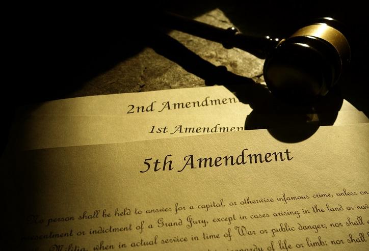 5th Amendment, 5th Amendment Definition