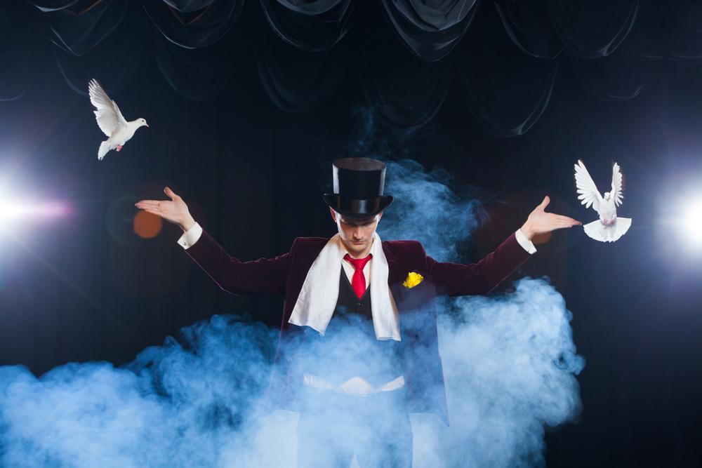 Famous Magicians, Most Famous Magicians