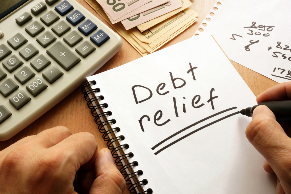 Debt Consolidation, What is Debt Relief