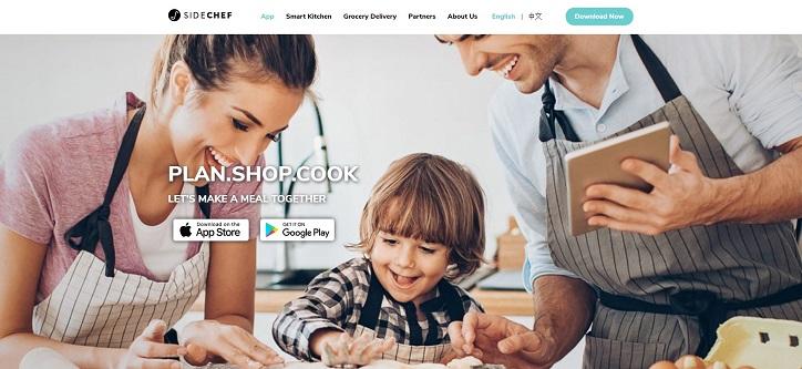 SideChef, SideChef App, SideChef App Review