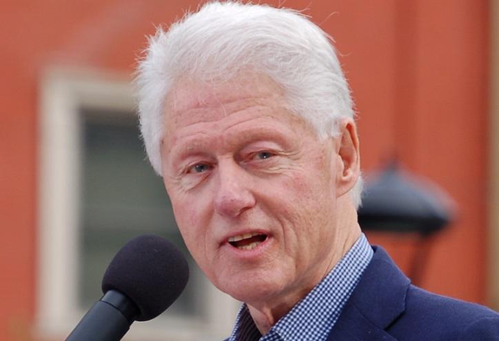 Bill Clinton, Bill Clinton Biography