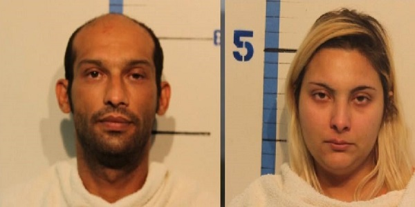 Texas Couple Charged, Selling Teen