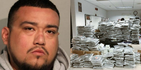 David Gutierrez Arrested After Police Found Weed in his Home