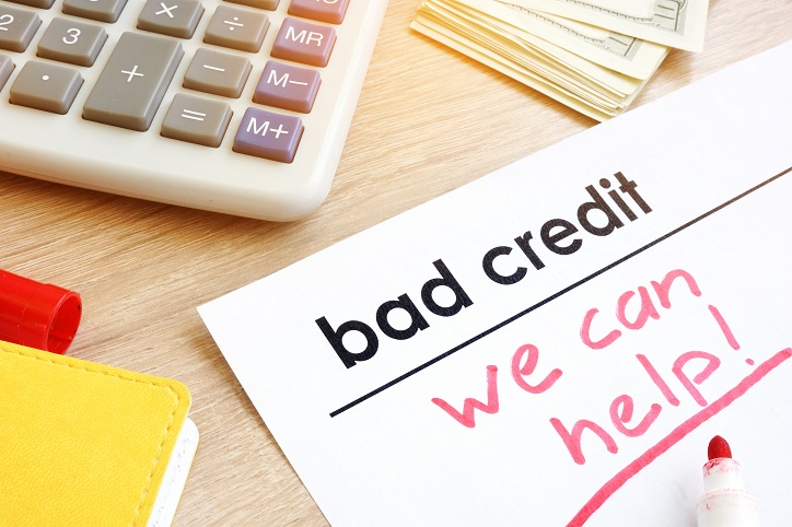 Loan Bad Credit >> Bad Credit Loan What Is A Bad Credit Loan