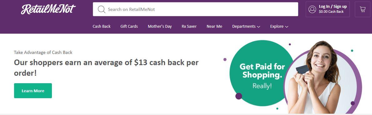 RetailMeNot, RetailMeNot App, RetailMeNot Review
