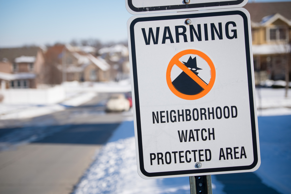 Safe Neighborhood, How safe is my Neighborhood