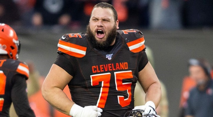 Joel Bitonio Background Check, Joel Bitonio Public Records