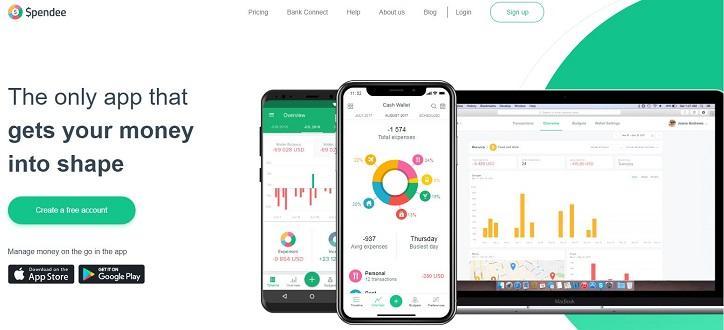 Spendee App, Spendee, Spendee review