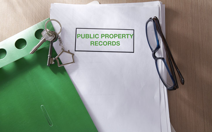 Public Property Records, 2020 Public Property Search
