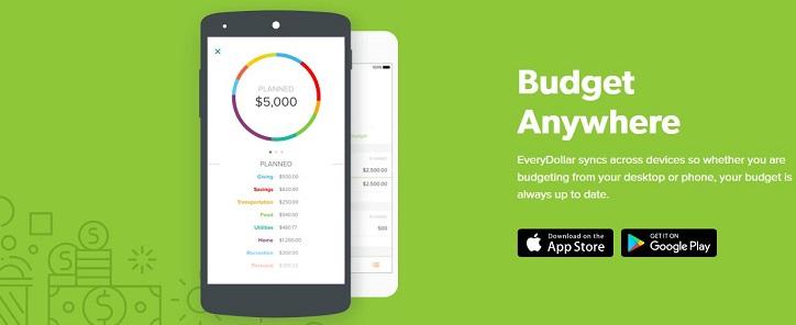 EveryDollar App Review, EveryDollar App, Every Dollar Review
