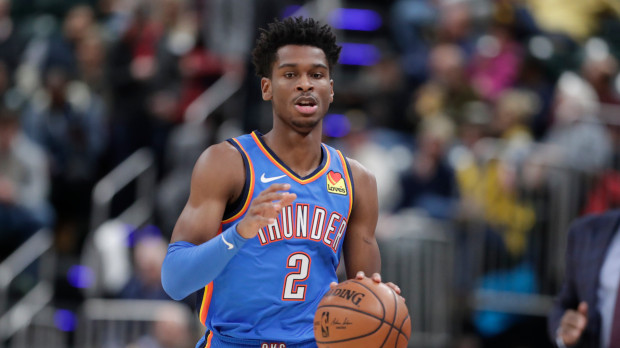 Shai Gilgeous-Alexander Background Check