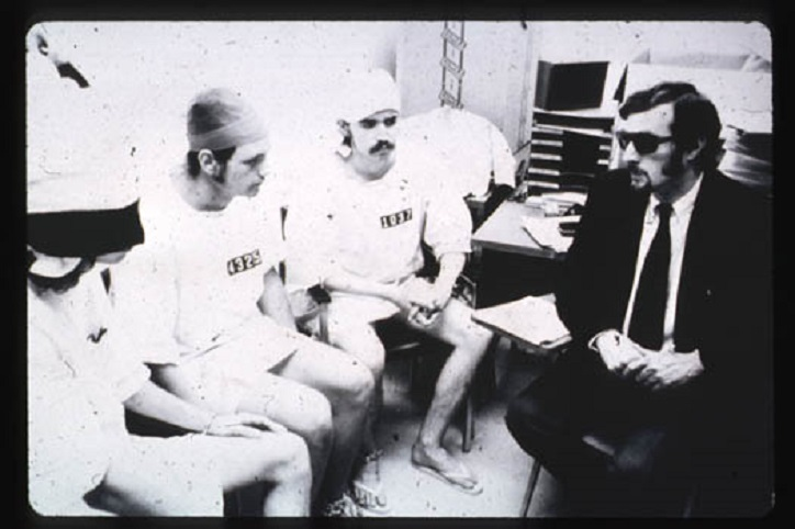 The Stanford Prison Experiment, Stanford Prison Experiment