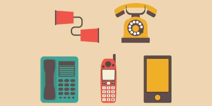 History of the Cell Phone and Cell Phone History by Years