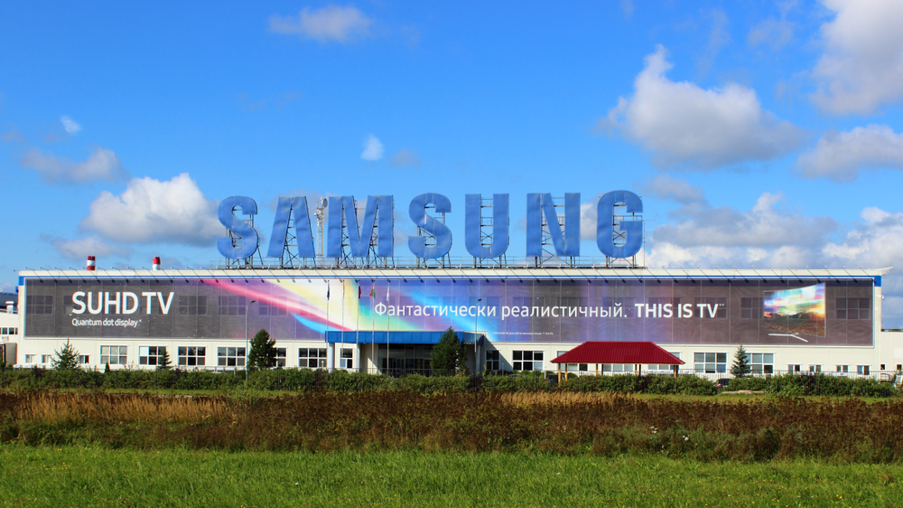 Samsung Factory, Samsung Factory Tour