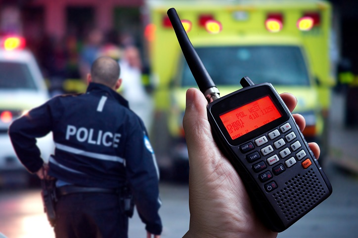Free Police Scanner Apps, Police Scanners