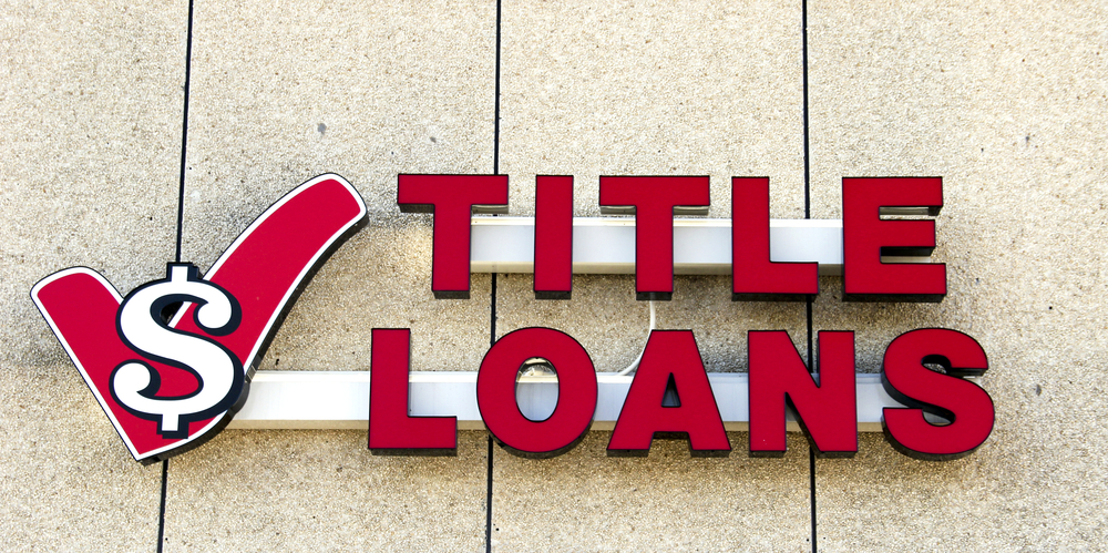 Title Loans, How Do Title Loans Work