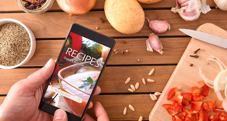 Cooking Apps, Apps for Recipes Based on Ingredients