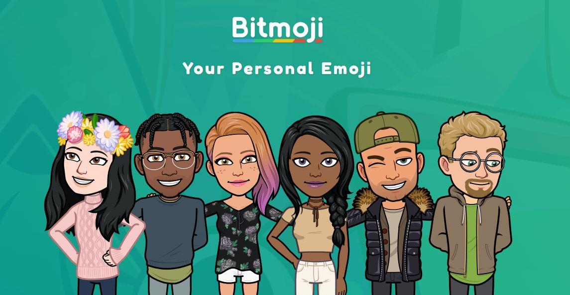 BitMoji, BitMoji App, BitMoji Android
