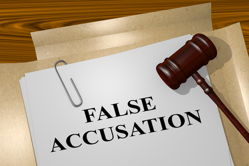 10 False Accusations Cases