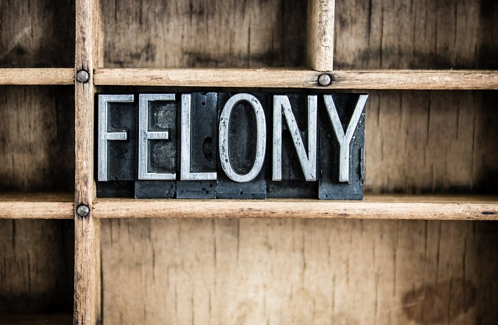 First Degree Felony, What is a First Degree Felony