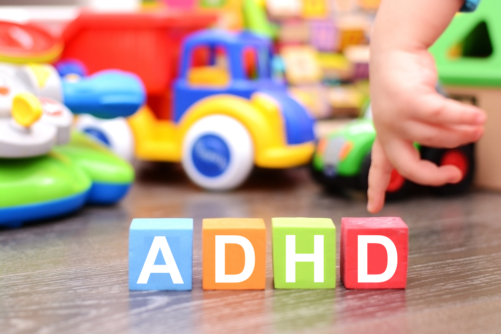 ADHD in Children, How to Deal with ADHD Child