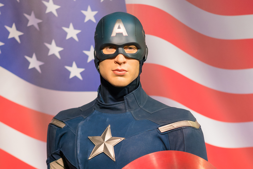 Captain America, Who is Captain America
