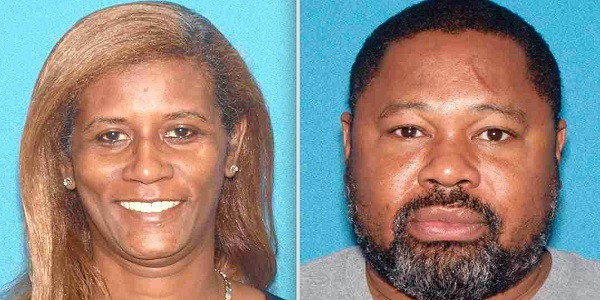 Couple Steal Money from Disabled Relative