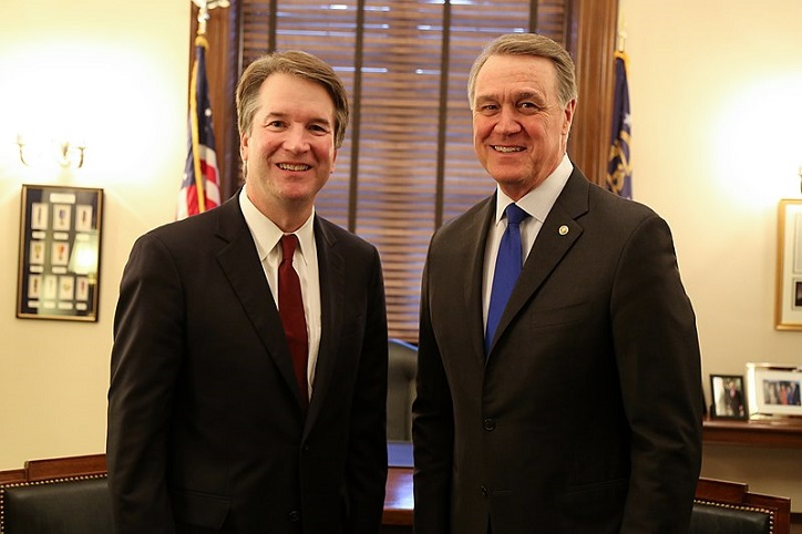 Brett Kavanaugh, Brett Kavanaugh Biography