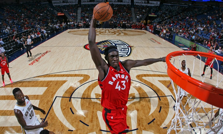 Pascal Siakam Background Check, Pascal Siakam Public Records