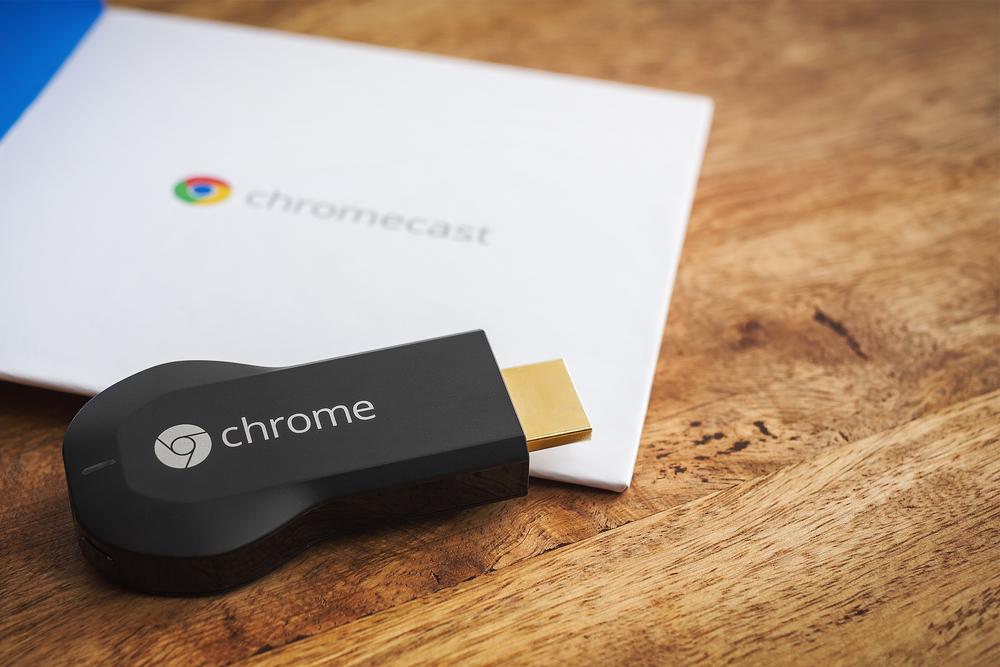 Google Chromecast, Google Chromecast Setup