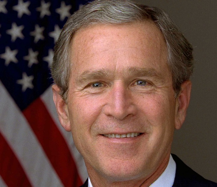 George W. Bush, George W. Bush Biography