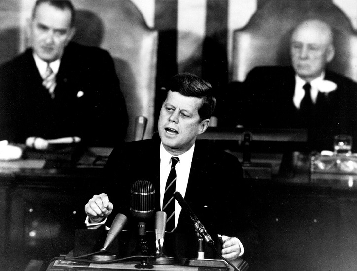 JFK, JFK Biography, JFK Assassination
