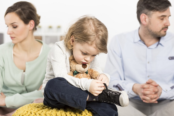 Share Divorce With Kids, How to Tell Kids about Divorce