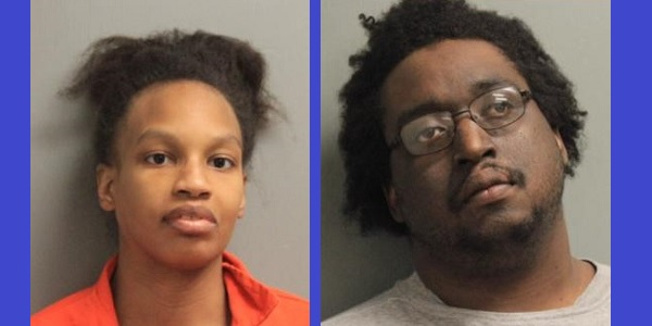 Carl Hall and Thelma Kirkland, Couple Put Baby in Trash Can