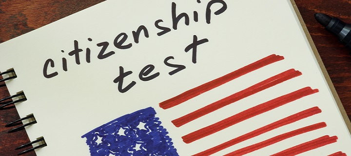 Citizenship Test, Citizenship Tests in the United States