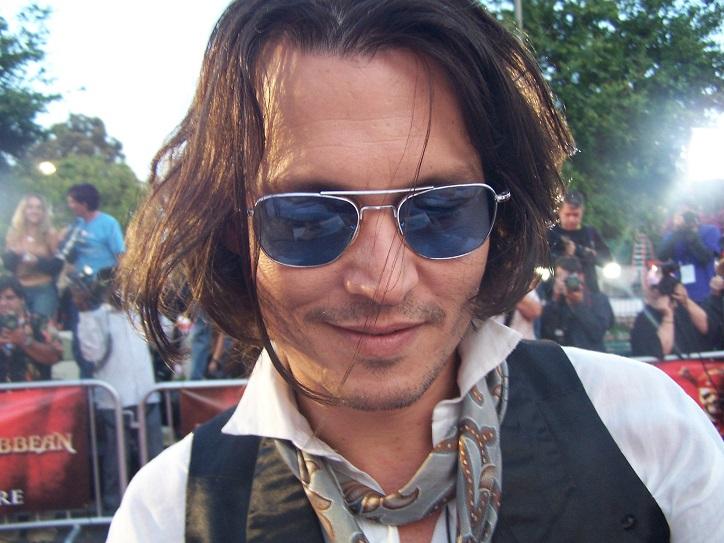Johnny Depp, Johnny Depp Biography, Johnny Depp Movies