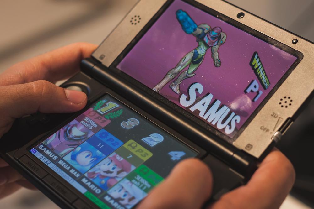Nintendo, Nintendo 3DS, Nintendo 3DS Games