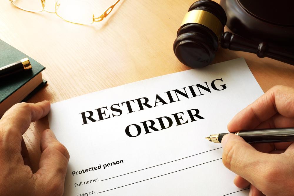 Restraining Order, What is Restraining Order