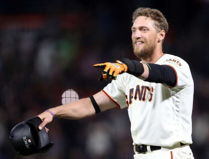 Hunter Pence Background Check, Hunter Pence Public Records
