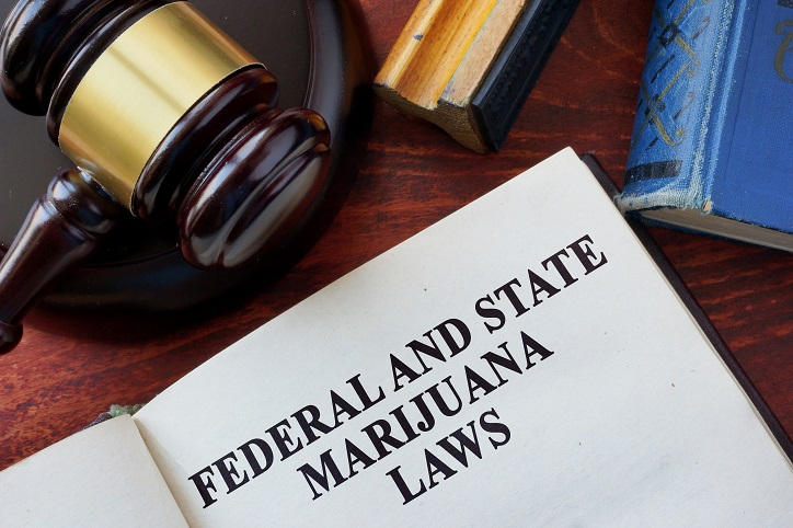 States that Legalized Weed, Legal Weed States USA