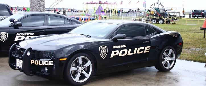 Houston Police Department, Houston Texas Police Department