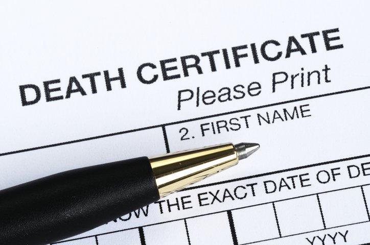 Are Death Certificates a Public Record