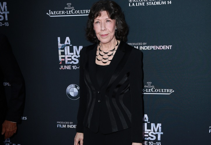 Lily Tomlin, Background Check Lily Tomlin