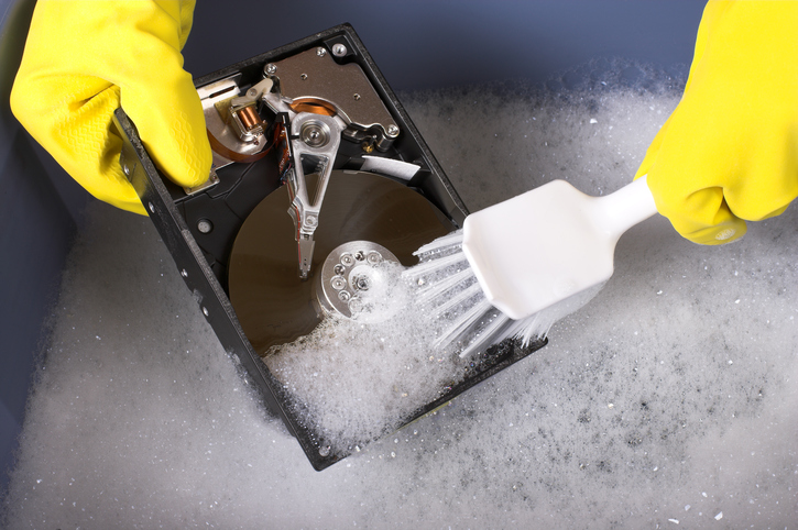 Storage Space Cleanser, How to Clean Hard Drive