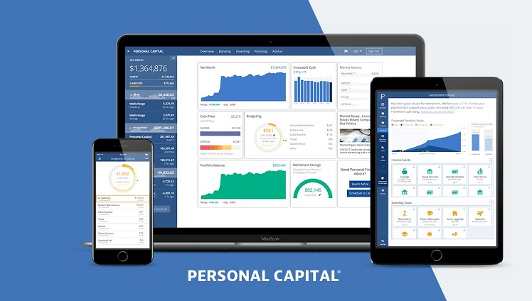 Personal Capital App Review, Personal Capital App