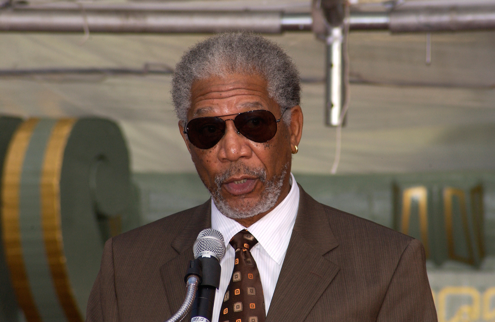 Morgan Freeman, Sexual Harassment
