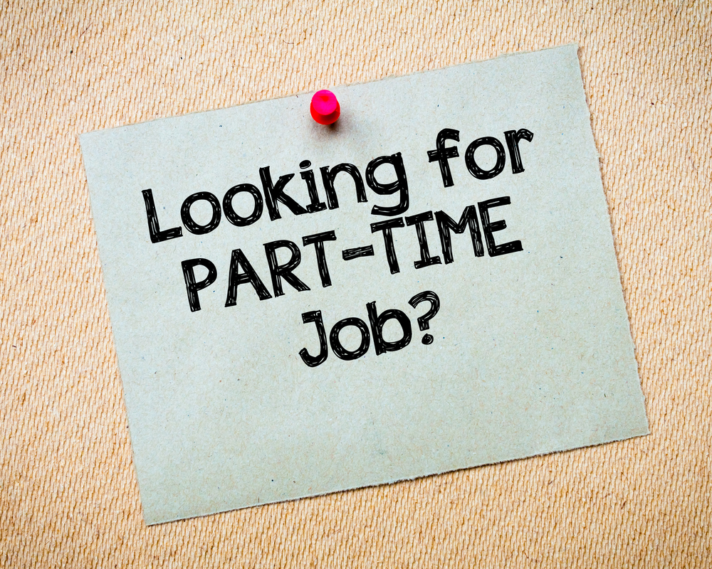 College Jobs, Part Time Jobs, Part Time